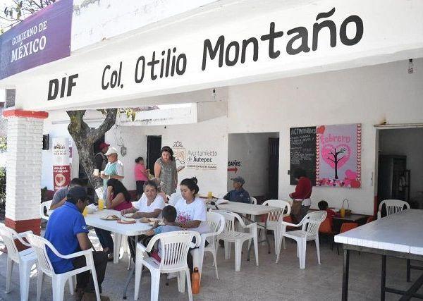 En el evento de apertura, la directora general del DIF Jiutepec, Lizeth Torres Manjarrez, informó que la indicación del alcalde, Rafael Reyes Reyes, es que el organismo descentralizado lleve a cabo acciones que permitan garantizar la seguridad alimentaria de la población de la demarcación