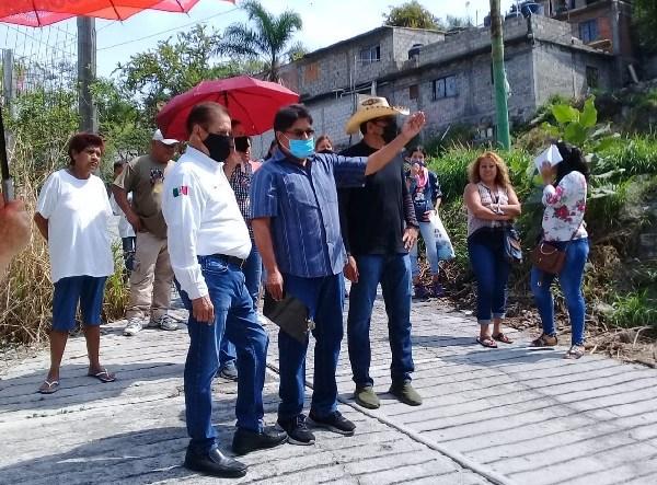 Es necesario que autoridades de los tres niveles de gobierno actúen para mejorar la calidad de vida de los habitantes de la Colonia Adolfo López Mateos