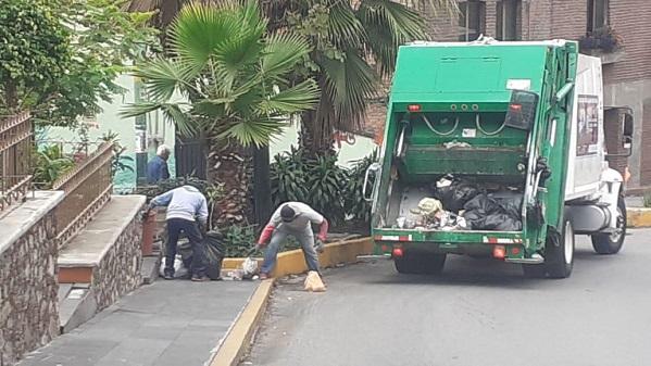 """""""A pesar de la contingencia sanitaria y los problemas económicos del Ayuntamiento, la prestación de todos los servicios públicos se continúa desarrollando con normalidad"""", conforme a la instrucción del alcalde Antonio Villalobos"""
