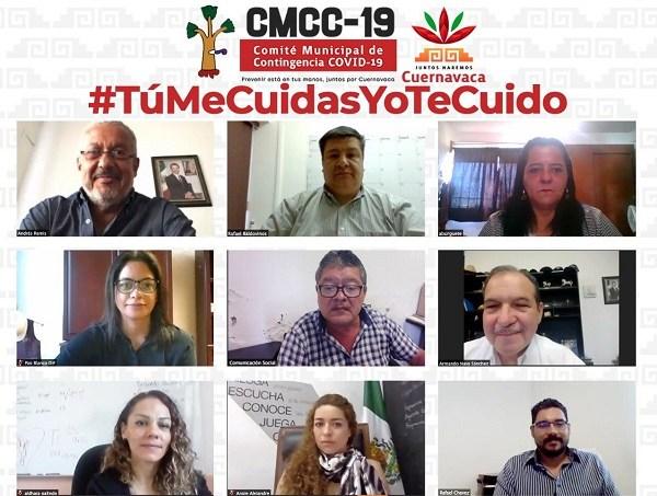 En lo anterior coincidieron integrantes del Comité Municipal de Contingencia Covid-19 (CMCC-19) al contrastar las cifras de contagiados y defunciones con las registradas en el estado de Morelos y las del país, en las cinco semanas que van del 27 de junio al 2 de agosto