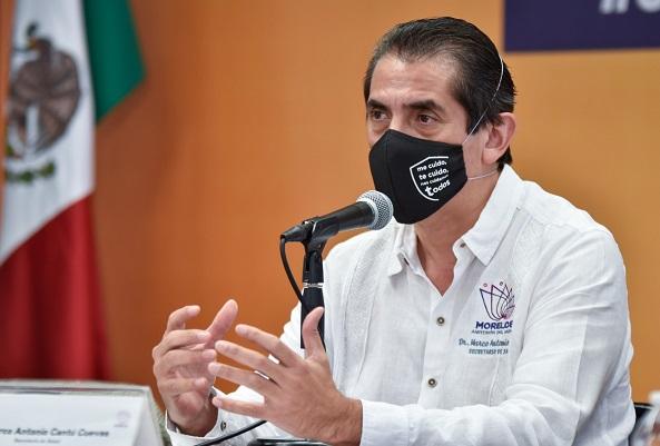 Morelos entra a Semáforo Amarillo, pero no bajes la guardia