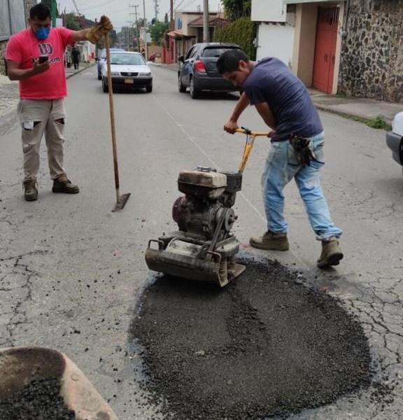 Está conformada por todas las áreas municipales como servicios públicos, SAPAC, parques y jardines e incluso panteones para apoyar labores de asfaltado y re encarpetado