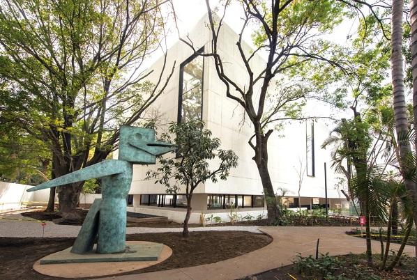 """El Museo Morelense de Arte Contemporáneo """"Juan Soriano"""" es reconocido como la mejor obra arquitectónica del país"""
