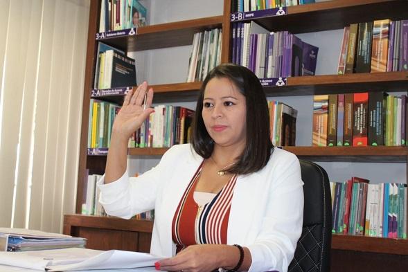 Rosales Sotelo inició su informe resaltando que el trabajo desempeñado desde la Comisión obedeció a la realización de proyectos enfocados a la profesionalización, actualización y capacitación de los servidores públicos, Sujetos Obligados e integrantes de los Organismos Garantes Locales