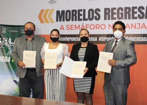 En ceremonia protocolaria, la comisionada Presidenta del Órgano Garante en Morelos, Dora Ivonne Rosales Sotelo, aseguró que el trabajo en mancuerna en temas de transparencia y acceso a la información abre la puerta a la confianza y participación ciudadana