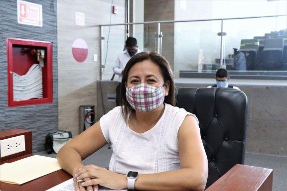 La legisladora por el Primer Distrito con cabecera en Cuernavaca indicó que existen denuncias de los pobladores por el daño que ha sufrido el paraje, perteneciente al corredor ecológico Chichinautzin