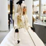 Lady Gaga Shines in a Custom Chanel Dress