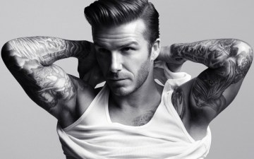 David Beckham For H&M by Alasdair McLellan