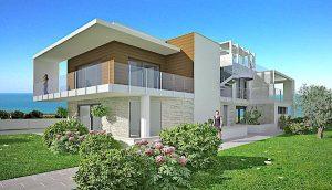 Casette in legno da giardino, bungalow, case prefabbricate in blockhouse. Case Prefabbricate In Legno Prezzi E Progetti Case In Legno