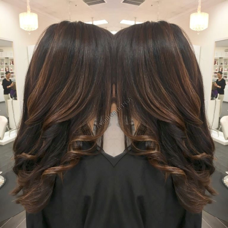 Partial Balayage Palm Beach Gardens Hair Amp Beauty Salon