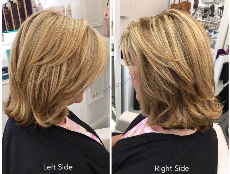 Partial Highlight Palm Beach Gardens Hair Amp Beauty Salon