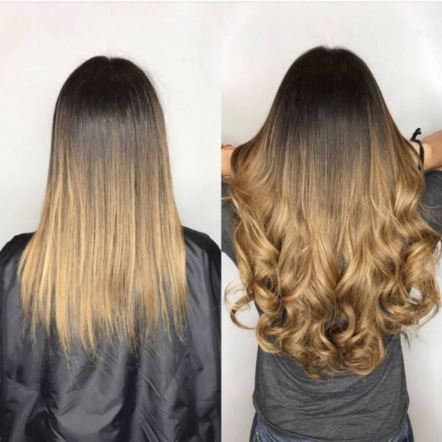hair extensions gallery - latest hair extension salon