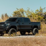 Toyota Tundra Ksm Offroad Wheels Ksm01 Duo Black Avant Garde Wheels