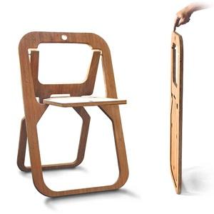 chaise pliante design avant j etais riche