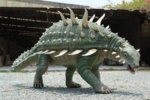Accueil oniasaurus lebensgroß 220cm XXL pour extérieur en fibre de verre haute qualité plastique (GFK)