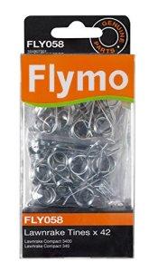 Flymo 620504807001 Dent de rechange FLY058 pour aérateur