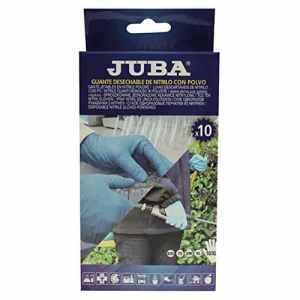 Juba–Gants jetables Juba, 10UD