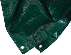 Siena garden 671077 pe bâche de protection 4x 6m vert vert