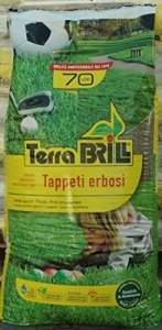 TerraBrill – Paillis pour pelouse 70l