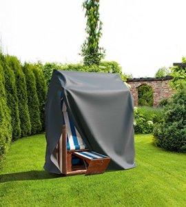 d-c-fix ® 'Jardin' premium double Petit Tonnelle Housse de siège 165/134cm x 125cm x 90cm 246–0100