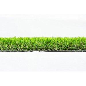 Gazon Du Sud 27950 Gazon Synthétique 42 Mn Le Olympique Largeur(S) du Rouleau en m – 2 m, Longueur(S) du Rouleau en m – 25m, Vert, 2500 x 200 x 4.2 cm