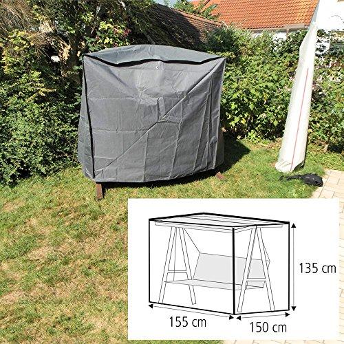 Housse / Bâche De Protection De Qualité Supérieure Pour Balancelle De Jardin  2 Places 155 X