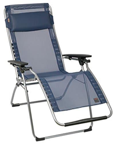 lafuma fauteuil relax position réglable structure en