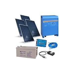 Victron Energy – Kit Solaire Maison Pro 6Kw 48V Victron Energy Photovoltaïque Accumulation – KCSVP-6000-48