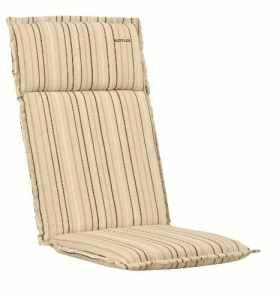 Kettler 0308501-8551 Coussin pour fauteuil 121 x 50 x 8 cm (Import Allemagne)