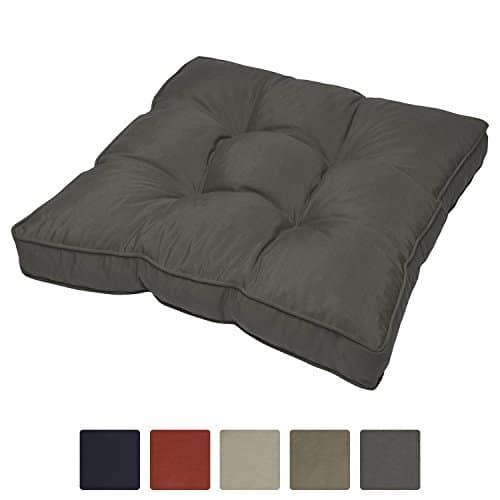 coussin lounge pour assise pour ext rieur. Black Bedroom Furniture Sets. Home Design Ideas