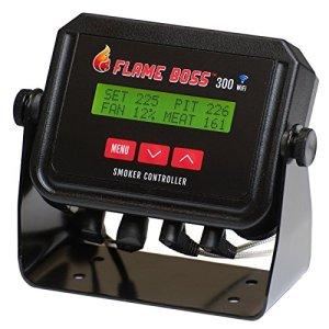 Flame Boss 300-WiFi universel Grill & Fumoir Température Contrôleur