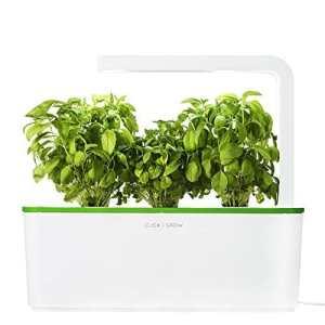 Click & Grow Smart Herb Garden – Jardinière d'intérieur – Vert