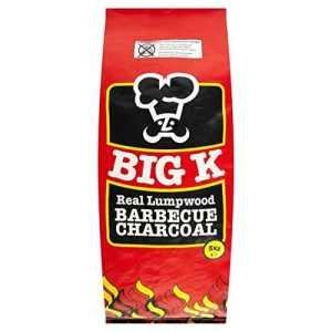 Big K Big K Big K Sac Véritable Barbecue charbon 5kg