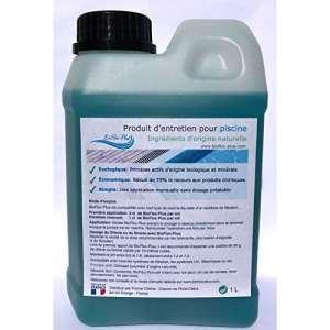BioFloc Plus – Produit d'origine naturelle pour traitement piscine 1L