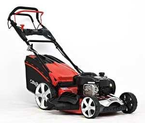 Bulk ton Tondeuse à essence BS 508SF–Moteur B & S–(Tondeuse à essence Largeur de coupe 51cm, 65litres Panier collecteur Volume, 6niveaux de coupe réglable en hauteur 25–75mm, entraînement de roue)