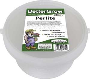 Growth Technology Perlite BetterGrow 2 litres