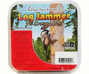 Log Jammers Hi Energy Suet