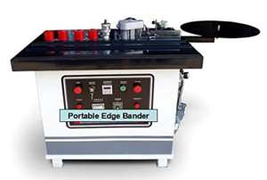 My-08 manuel portable Curve Straight Edge Bander Bande Edge machine