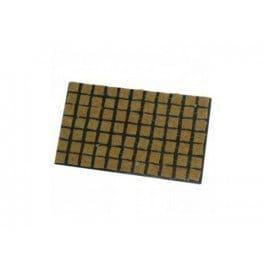 Plateau de laine de roche – 77 cubes de 3,5 x 3,5 cm – Grodan