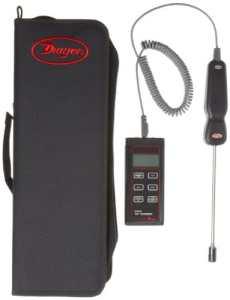 Dwyer Thermo-hygromètre Digital, 20,3cm Longueur de la Sonde