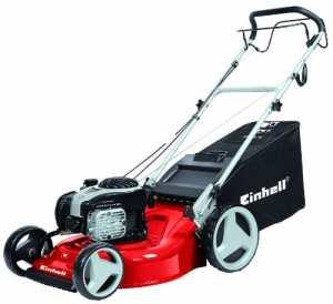 Einhell GC-PM 51/1 SHW Classic 34.047.00 Tondeuse à Gazon Poussée Mulching, Roues Motrices 2220 W Coupe 51 cm