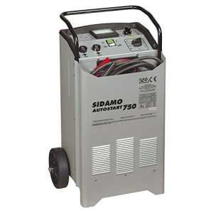 Sidamo – Chargeur demarreur AUTOSTART 750 – 400V 1600W – 20304014