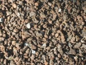12,5 kg Pierres de lave 8-16 mm Granulés pour plantes