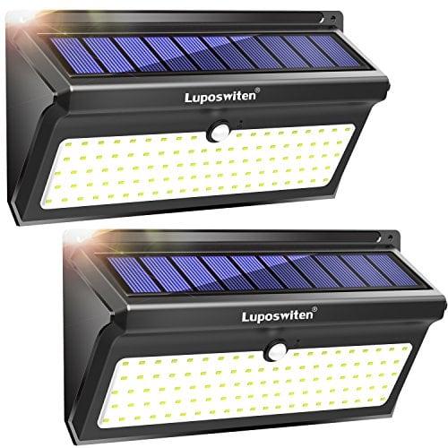 2 Éclairage 100 Lampe Solaire LedKilponen Extérieur Pack m80nwN