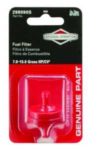 MIDWEST ENGINE WAREHOUSE – Fuel Filter Assembly, 7 to 15-HP