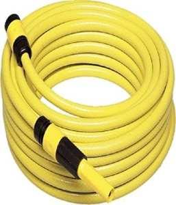Schlauch 138 Tuyau d'arrosage Noir/jaune 20 m / 1,3 cm (1/2″) (Import Allemagne)