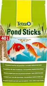 Tetra Pond Sticks – Aliment complet en sticks pour poisson de bassin – 40L