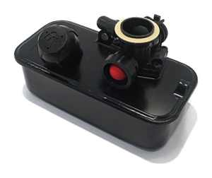 Beehive Filter Ruche filtre à carburant Réservoir de gaz et montage de carburateur pour Briggs & Stratton 499809498809une 494406tondeuse à gazon