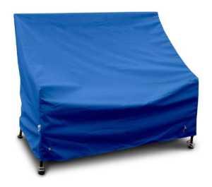 Koverroos Weathermax 02450Glider 3places/Lounge Coque, 198,1cm (L) x 96,5cm de diamètre 76,2cm de hauteur, Bleu pacifique
