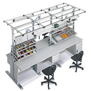 disset odiseo fle00010155Série unimod Dynamic bancs de travail, 3522mm x 1500mm x 2220mm